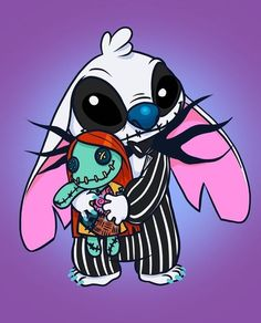 Horror Cartoon, Lilo And Stitch, Halloween, Minnie Mouse, Disney Characters, Fictional Characters, Cricut, Wallpaper, Anime