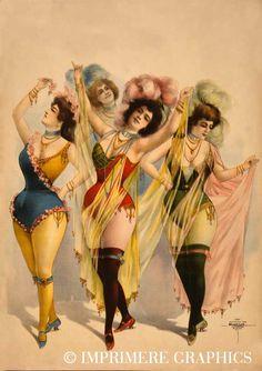 burlesque vintage - Google Search