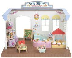 Sylvanian Families Toy Shop: Sylvanian Families: Amazon.co.uk: Toys & Games