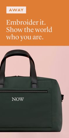 b3ef123b748015 Personalize your bag with up to three letters for a custom look—we'll