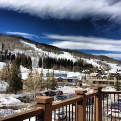 Manor Vail Lodge in Vail, Colorado. Right next to Vail Ski School & Vail Village.