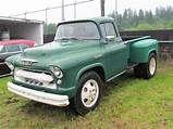 1955 Chevy Stepside Truck - True Pop Up Truck Campers, Truck Wheels, Chevy Stepside, Chevy Pickups, Chevy Pickup Trucks, Chevrolet Trucks, Fire Truck Cupcakes, Fire Truck Bedroom, Truck Bed Date