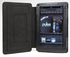 #nice YooMee Black Amazon Kindle Fire 7 Inch Android Tablet Leather Case Cover Folio with Multi-Angle Stand (Black Interior)(NOT Compatible with Fire HD)S   - http://wp.me/p291tj-dL