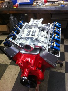 http://www.bing.com/images/search?q=Ford Y-Block Engine