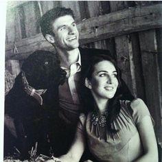Thomas, Lisa and pet :)