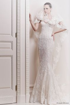 zuhair murad bridal 2012 aphrodite wedding dress
