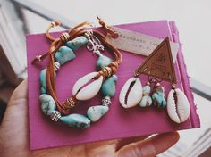 Chunky turquoise and shell bracelets and earrings. #EDPorderphoto >>click the link in bio to shop handmade and vintage jewelry. *if you can't find items in my Etsy shop, that items are sold out or not for sale. Ship worldwide. #ecodesignproject#handmade#jewelry#etsy#boho#hippie#gypsy#armcandy#beadwork#fashion#ootd#southwestern#dreamcatcher#nativeamerican#navajo#vintage#oneofakind#armparty#jewelryoftheday