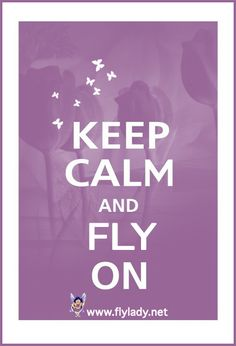 I'm a FlyBaby, stretching these pretty wings! <3