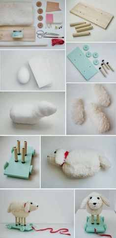 A cute DIY toy for your little one!