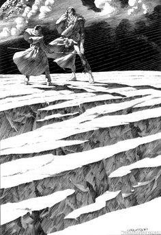 Bernie Wrightson - Frankenstein Mais
