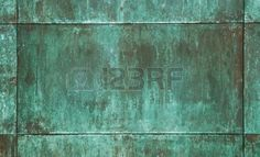 """Want to """"age"""" copper to that great grey-green verdigris patina quickly? Here's a simple recipe:   -2 parts white vinegar  -1 1/2 parts non-d..."""