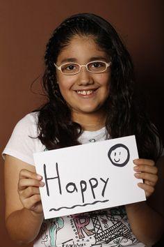 Happy, Amy Neri, Estudiante, Oxford School of English, San Nicolás de los Garza, México