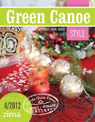 Publications from Green Canoe Book Crafts, Craft Books, Canoe, Christmas Bulbs, Artsy, Crafty, Table Decorations, Holiday Decor, Green