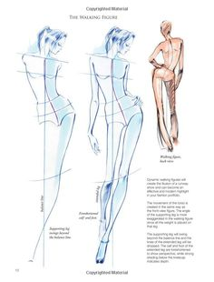 New fashion design sketches tutorial illustrations ideas