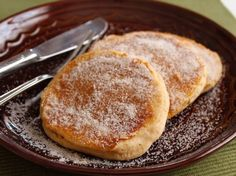 Apple Cider Doughnut Pancakes -- gluten free -- I love Domata flour.  I may try that instead of the flours, cornstarch, and xantham gum.