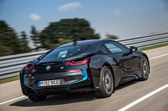 #BMW #i8