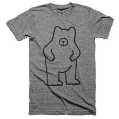 Dumb Bear by Mikey Burton