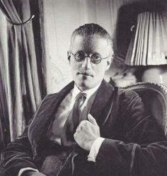 James Joyce, Boris Lipnitzki    Paris      1934