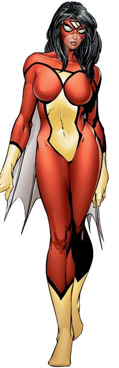 Spider-Woman I - Marvel Comics - Jessica Drew