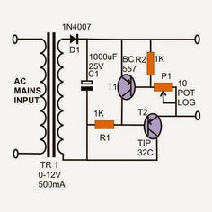This post presents many interesting small and simple transistor circuits having useful applications and can be built by any new hobbyist at home