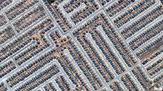 Кіллін, Техас, США. Вражаючі супутникові знімки про те, як ми змінили Землю