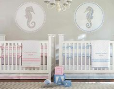 I love the Pottery Barn Kids Catherine  Bradley on potterybarnkids.com  for TWINS!