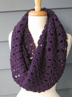 Continuous scarf
