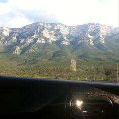The beautiful mountains of Saltillo, Coahuila, Mexico