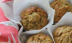 Apple and zucchini muffins - Kidspot
