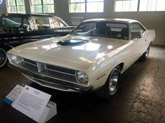 1st Hemi 'Cuda! 1970 Plymouth Hemi 'Cuda