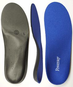 Powerstep's first product, aptly named the Original, relieves heel and arch pain in a thinner orthotic style than the Pinnacle version. Similar to the Pinnacle, this style has prescription-like polypropylene supports with built-in flexibility for a comfortable fit. The contoured stabilizing heel cup and platform protect the heel during landing. Its heat and friction-reducing anti-microbial fabric reduces perspiration.The Original offers 11 sizes for a comfortable fit for both men and…