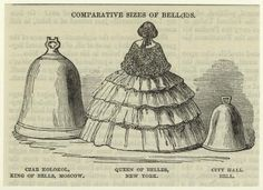 The Birth and Death of the Victorian Bustle: an Apologia Victorian History, Victorian Era, Victorian Fashion, Crinoline Dress, Victorian Illustration, Hoop Skirt, Birth And Death, Lady In Waiting, Second Empire
