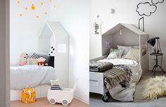 O quarto montessoriano: camas baixinhas