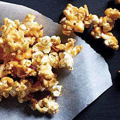 Peanut Butter Caramel Corn | MyRecipes.com
