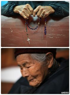 old lady in dali gucheng - 104 year old nun  ruthdemitroff via Nancy Wuitschick onto Growing older