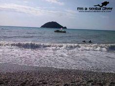 www.imascubadiver.com #gallinara #immersioni #subacquea #centrosubideablu #scubadiver