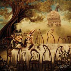 The Alice's Adventures in Wonderland Project » Rebecca Weaver