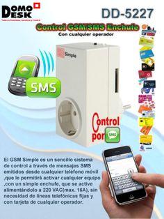 Control GSM Simple http://www.domodesk.com/gsm-simple-control-enchufe-por-movil