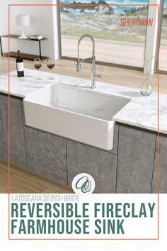 300 Fireclay Farmhouse Sinks Ideas In 2020 Fireclay Farmhouse Sink Farmhouse Kitchen Farmhouse Sink Kitchen