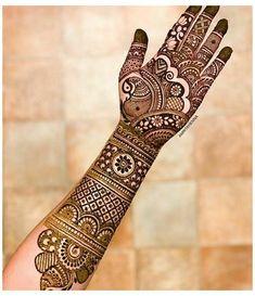 Henna Hand Designs, Mehndi Designs Finger, Latest Arabic Mehndi Designs, Stylish Mehndi Designs, Latest Bridal Mehndi Designs, Full Hand Mehndi Designs, Mehndi Designs Book, Mehndi Designs 2018, Mehndi Designs For Girls