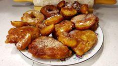 Apple Fritter Recipes, Apple Recipes, Apple Fritters, Old Recipes, Hillbilly, Fabulous Foods, Cinnamon Apples, Kitchen Recipes, Pretzel Bites