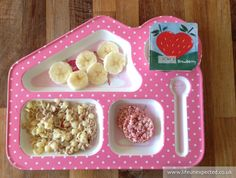 A WEEK OF TODDLER LUNCHES