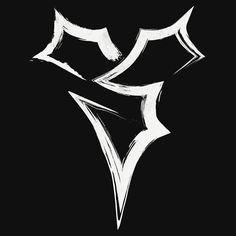 'Zanarkand Abes Symbol - Silver Edition' T-Shirt by Lidra Final Fantasy Tattoo, Final Fantasy X, Fantasy Art, Cool Symbols, Magic Symbols, Rune Tattoo, Environment Concept Art, Symbolic Tattoos, Future Tattoos