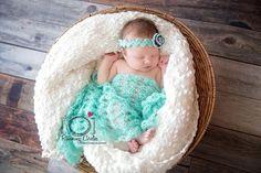 Creamy White Popcorn Blanket Posing Fabric Newborn Photography Backdro | Beautiful Photo Props