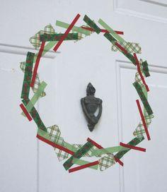 Noël version masking tape