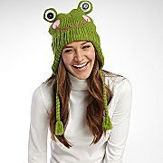 "My beloved frog ""critter hat"" by Skied in it on my honeymoon. Yep that's how I roll! Handbag Accessories, Fashion Accessories, Cute Red Dresses, Frog Crafts, Crazy Hats, Animal Hats, Hanging Photos, Love Hat, Cute Hats"