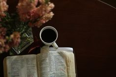 Mornings with Him. Bible Photos, Mornings, Blankets, Faith, Cozy, Words, Quotes, Photography, God