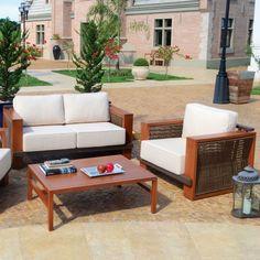 LaCasa móveis - Informal Móveis Externos - Móveis para varandas, terraços, jardins, áreas externas, varanda gourmet.