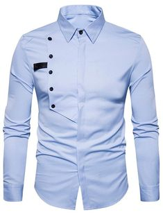 Click the link to learn more about mens shirts . African Wear Styles For Men, African Shirts For Men, African Clothing For Men, Mens Clothing Styles, Cool Shirts For Men, Formal Shirts For Men, Stylish Shirts, Men Shirts Style, Formal Dresses For Men