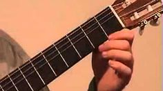 Guitar Lesson - Easy Classical Guitar Song - Great For Beginners - YouTube